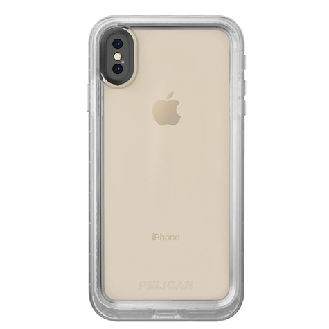 Pelican MARINE Case iPhone Xs Max - Clear/Clear
