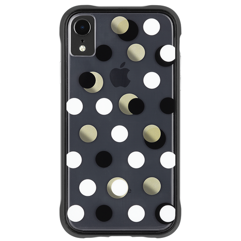 Case-Mate Wallpapers Case iPhone XR - Metallic Dot