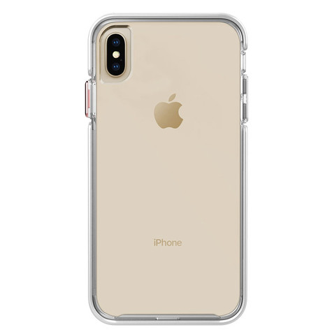 new product 2d643 7e43e Pelican AMBASSADOR Case iPhone Xs Max - Clear/White/Rose Gold