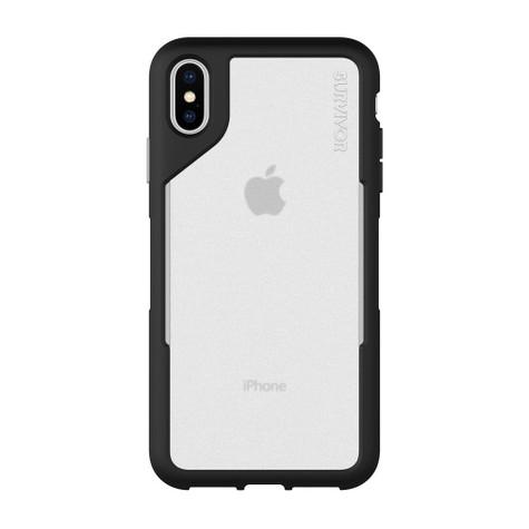 Griffin Survivor Endurance Case iPhone Xs Max - Black/Grey
