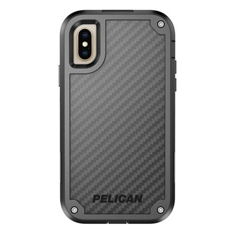 big sale cc31c 53a28 Pelican SHIELD Case iPhone X/Xs - Black
