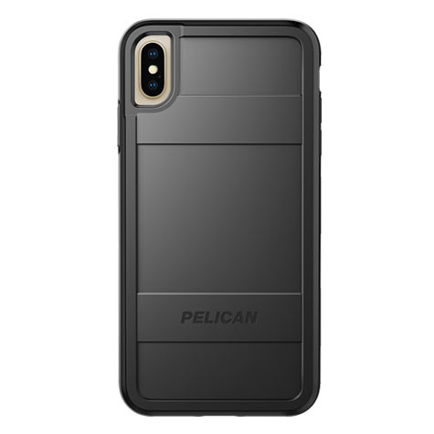 Pelican PROTECTOR Case iPhone Xs Max - Black