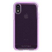 Tech21 Evo Check Case iPhone XR - Orchid