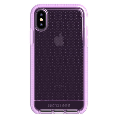 size 40 b1167 5bab3 Tech21 Evo Check Case iPhone X/Xs - Orchid