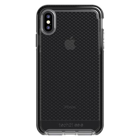 new concept 5f58e 391be Tech21 Evo Check Case iPhone Xs Max - Smokey/Black