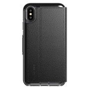 Tech21 Evo Wallet Case iPhone Xs Max - Black