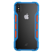 Element Rally Case iPhone X/Xs - Blue/Orange