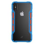 Element Rally Case iPhone X/Xs - Blue/Orange
