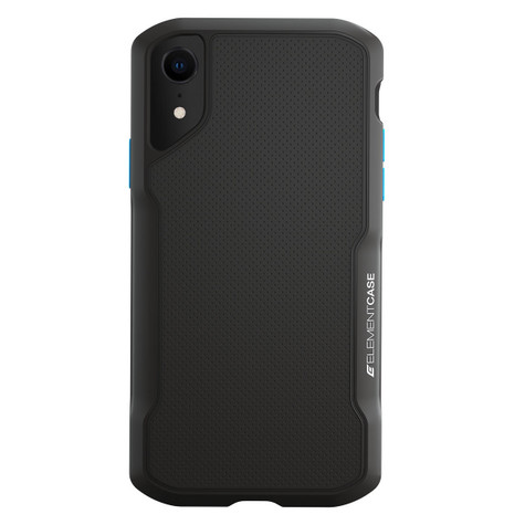 Element Shadow Case iPhone XR - Black