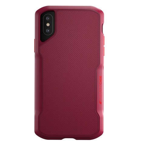 Element Shadow Case iPhone X/Xs - Red