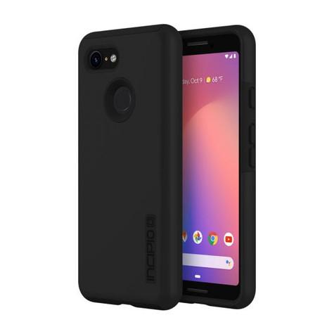 timeless design f9124 73183 Incipio DualPro Case Google Pixel 3 - Black