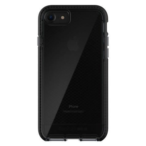 best website ace25 94b0c Tech21 Evo Check Case iPhone 8/7 - Smokey/Black