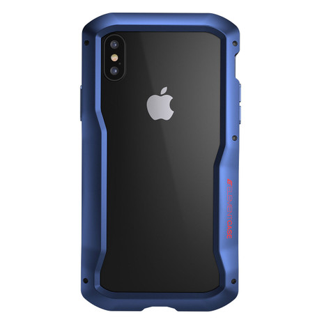 Element Vapor-S Case iPhone Xs Max - Blue