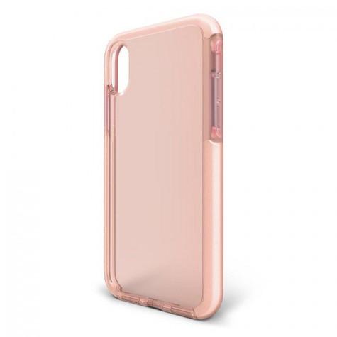 BodyGuardz Ace Pro Unequal Case iPhone XR - Pink/White