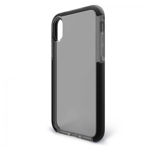 BodyGuardz Ace Pro Unequal Case iPhone XR - Smoke/Black