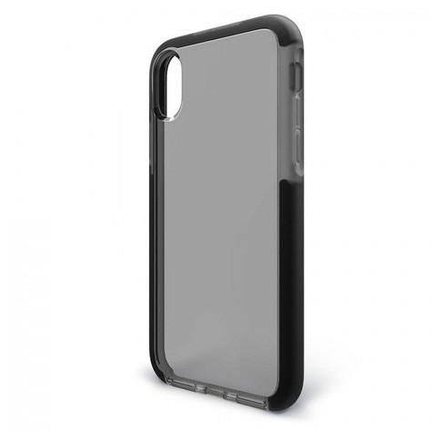 BodyGuardz Ace Pro Unequal Case iPhone Xs Max - Smoke/Black