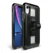 BodyGuardz SlideVue Case iPhone XR - Smoke/Black