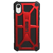 UAG Monarch Case iPhone XR - Crimson