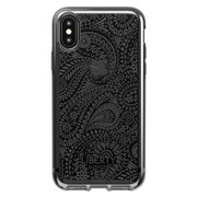 Tech21 Pure Print Liberty Arundel Case iPhone Xs Max - Smoke