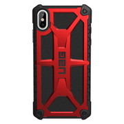 UAG Monarch Case iPhone Xs Max - Crimson