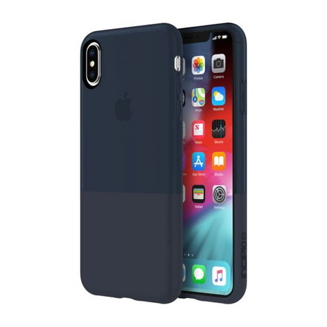 meet bbf6a acf26 Incipio NGP Case iPhone Xs Max - Blue