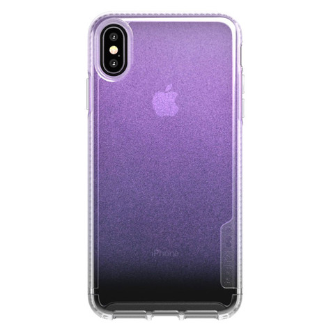 Tech21 Pure Shimmer Case iPhone Xs Max - Pink