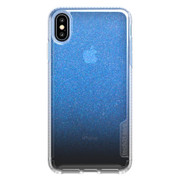 Tech21 Pure Shimmer Case iPhone Xs Max - Blue