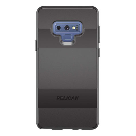 low priced f4f27 ac70a Pelican VOYAGER Case Samsung Galaxy Note 9 - Black/Black