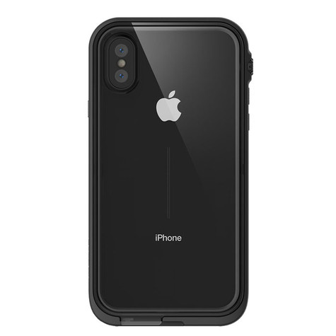 Catalyst Waterproof Case iPhone Xs ONLY - Stealth Black