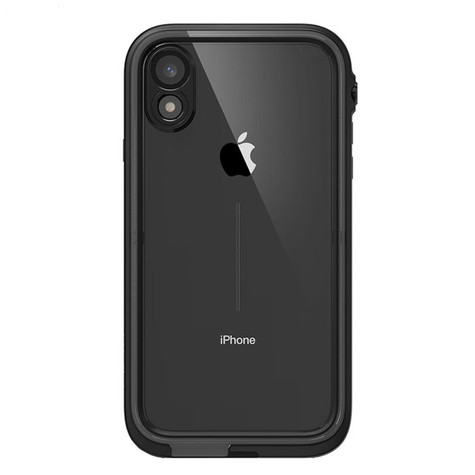 super cute e63eb e14d8 Catalyst Waterproof Case iPhone XR - Stealth Black