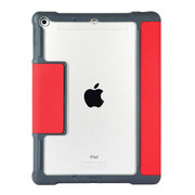 "STM Dux Plus Case iPad 9.7""(2017/2018) - Red"