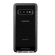 Tech21 Evo Check Case Samsung Galaxy S10+ Plus - Smokey/Black