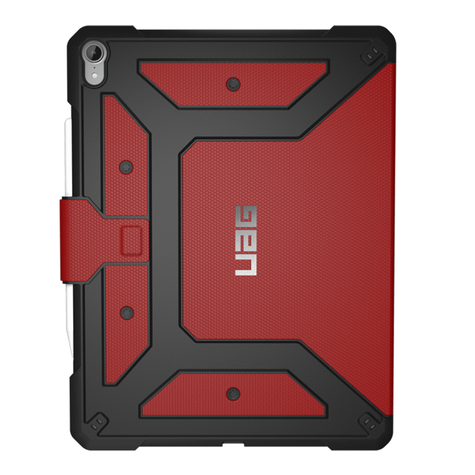 """UAG Metropolis Folio Case iPad Pro 12.9"""" (2018) - Magma"""