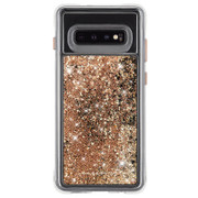 Case-Mate Waterfall Case Samsung Galaxy S10+ Plus - Gold