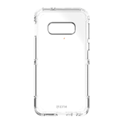 EFM Cayman Crystalex D3O Case Armour Samsung Galaxy S10e - Crystal Clear