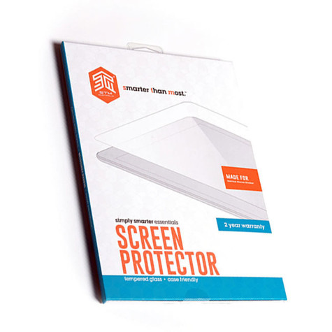 """STM Glass Screen Protector iPad 9.7"""" (2018) - Clear"""