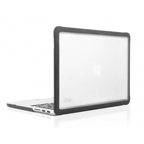 "STM Dux Case 13"" Hardshell MacBook Pro Retina - Black"