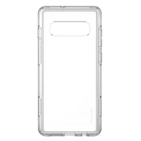 Pelican ADVENTURER Case Samsung Galaxy S10+ Plus - Clear/Clear