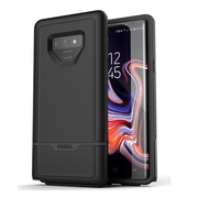 Encased Rebel Case Samsung Galaxy Note 9 - Black