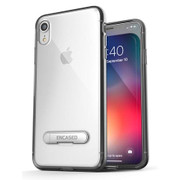 Encased Reveal Case iPhone XR - Silver