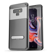 Encased Reveal Case Samsung Galaxy Note 9 - Silver