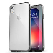 Encased Clear Back Case iPhone XR - Clear