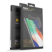 Encased MagGlass Matte Anti-Glare Tempered Glass Screen Protector iPhone Xs Max
