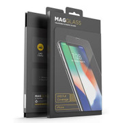 Encased MagGlass UHD Full Coverage Tempered Glass Screen Protector iPhone Xs Max