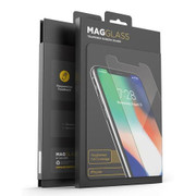 Encased MagGlass Toughened Full Coverage Tempered Glass Screen Protector iPhone Xs Max
