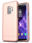 Encased Slimshield Case Samsung Galaxy S9 - Rose Gold