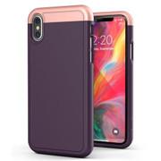 Encased Slimshield Case iPhone Xs Max - Purple