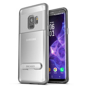 Encased Reveal Case Samsung Galaxy S9 - Silver