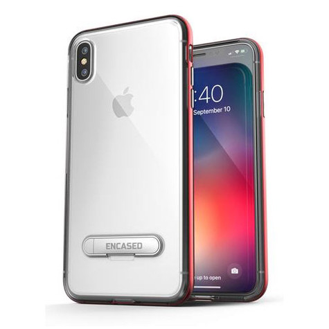 huge selection of 23670 eb21c Encased Reveal Case iPhone Xs Max - Red