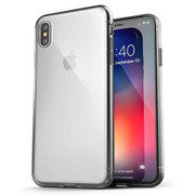 Encased Clear Back Case iPhone Xs Max - Clear